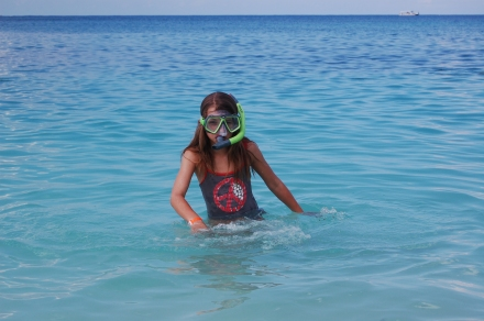 Snorkelling in Grand Cayman