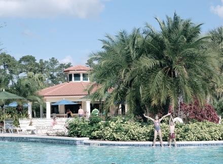 Ocean Lake Resort in Orlando