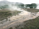 The land of geysers