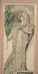 Sarah Bernhardt in Gismonda